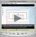 Click to view the Reflow Layout demo